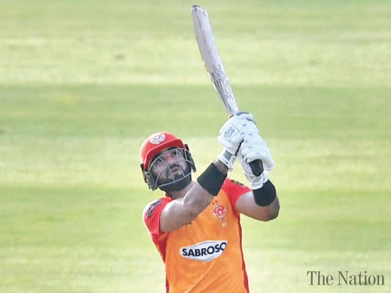 United beat Qalandars to top points table