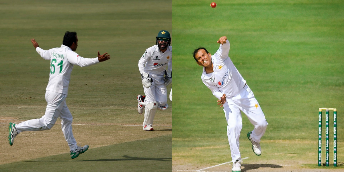 Five wicket haul for Nauman Ali on Test debut