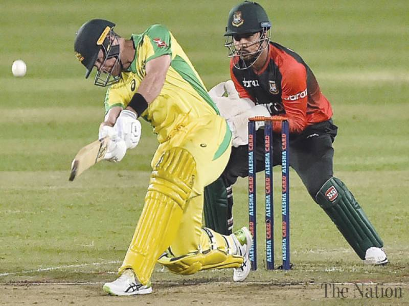 Christian's carnage helps Australia win a low scoring thriller