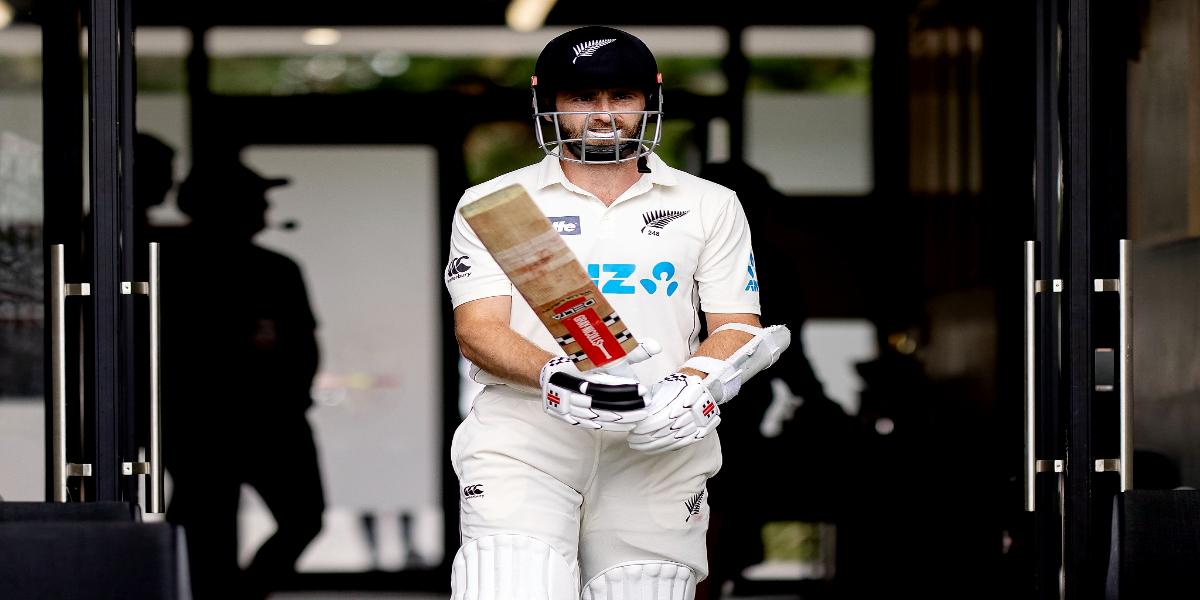 NZ Skipper Kane Williamson completes his 7000 Test Runs