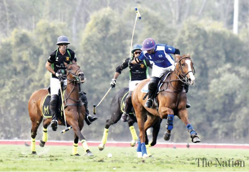 BN, Diamond Paints score wins in Ittehad Punjab Polo Cup
