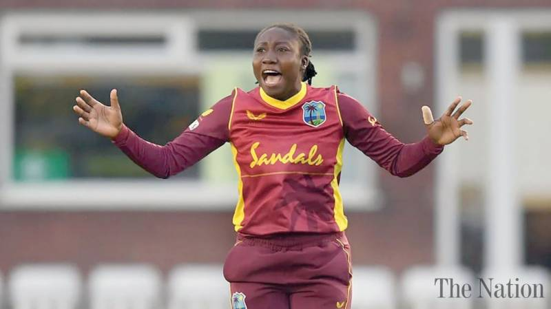 West Indies women win third T20I by six wickets