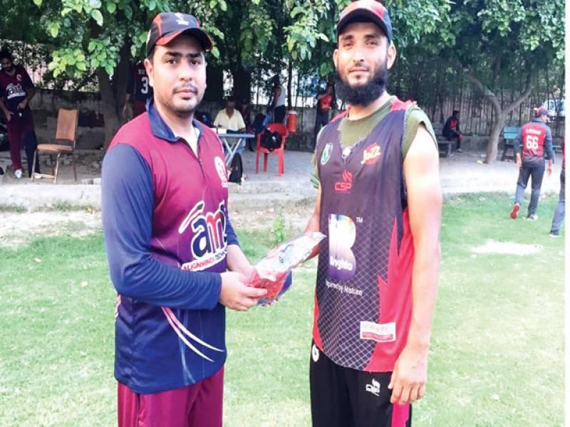 Zameen, Netsol reach Memorial T20 League semis