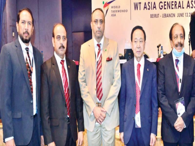 We assure full support for taekwondo in Pakistan: KS Lee