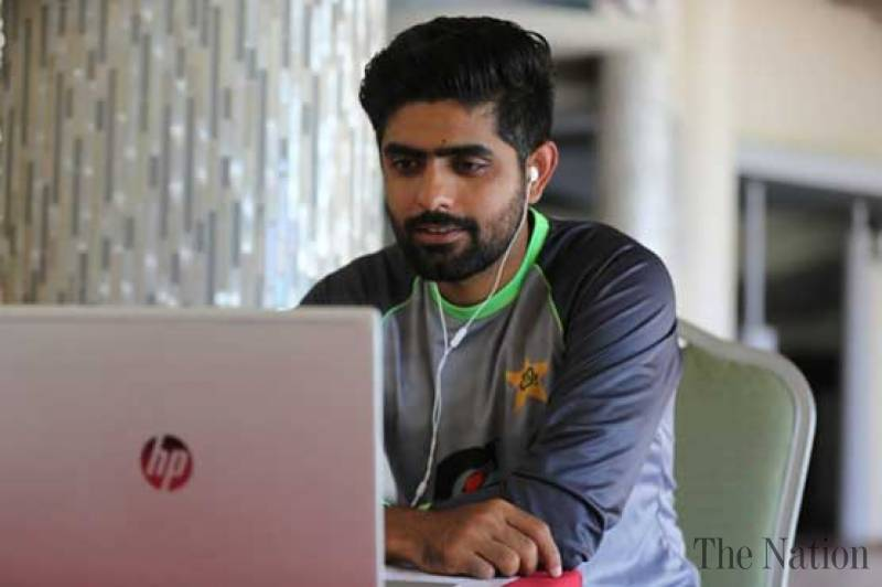 Babar Azam keen to perform well against WI