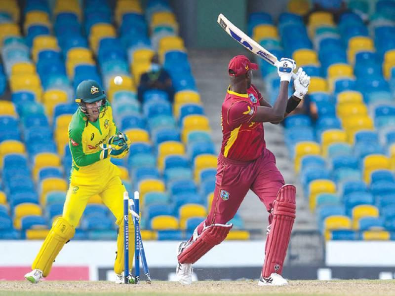 Australia dominate third ODI to claim 2-1 series win