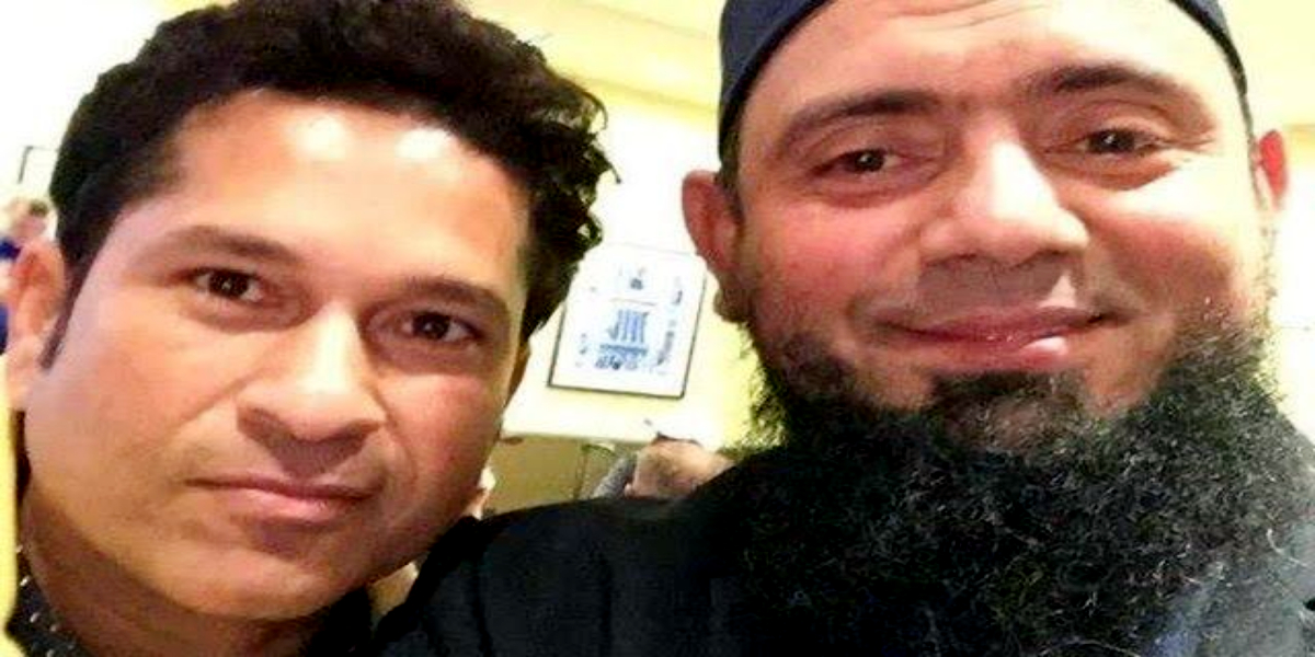 Saqlain Mushtaq receives warm birthday wishes from Sachin Tendulkar