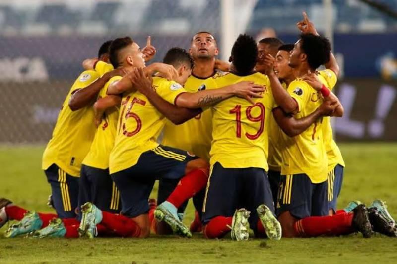 Cardona hands Colombia win over Ecuador in Copa America
