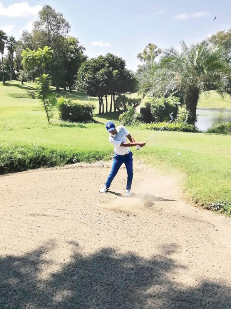 2nd PGF Match Play Golf reaches quarterfinals stage