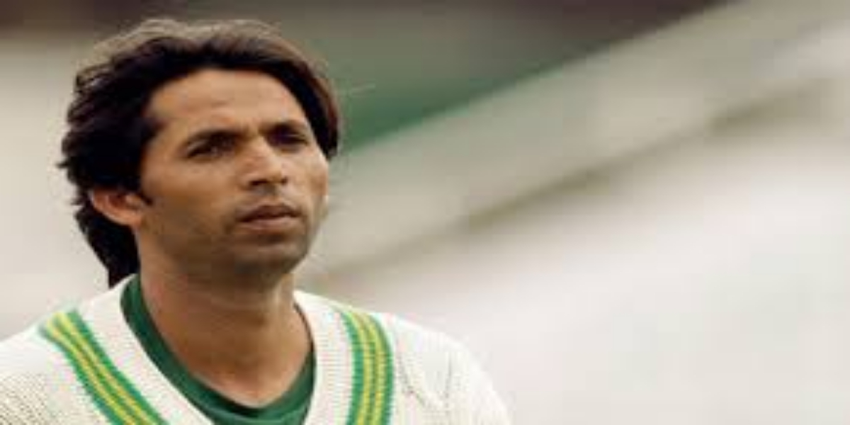 'Pakistani Bowlers are lying about their age' says Mohammad Asif