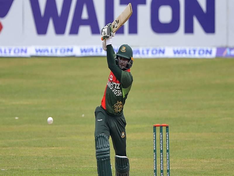 Brilliant Shakib leads Bangladesh to series win