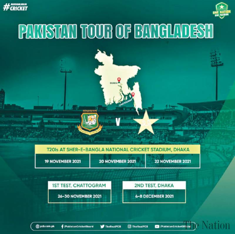Pakistan men to travel to Bangladesh after five years