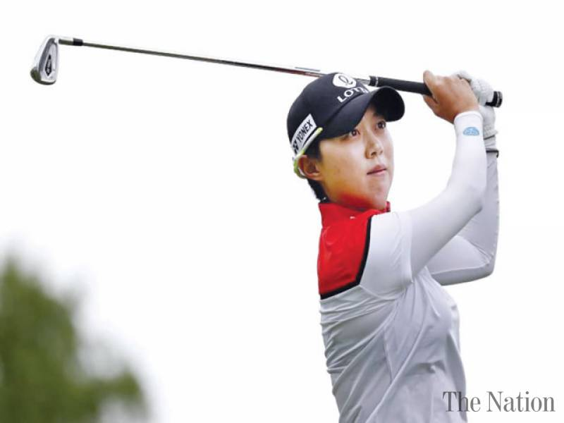 Kim mounts late charge to win Women's World Championship