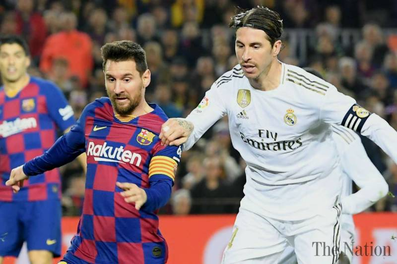 Real Madrid, Barcelona face off in El Clasico showdown