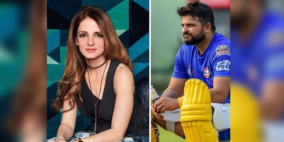Hritik Roshan's Ex-Wife Sussanne Khan, Indian Cricketer Suresh Raina arrested
