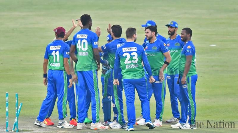 Multan Sultans qualify for final after beating Islamabad United
