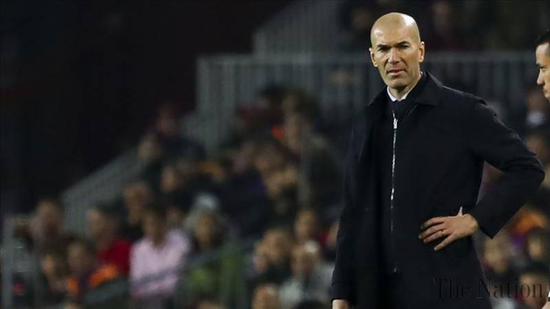 Zidane's exceptional managerial career at Real Madrid crowned with 11 cups