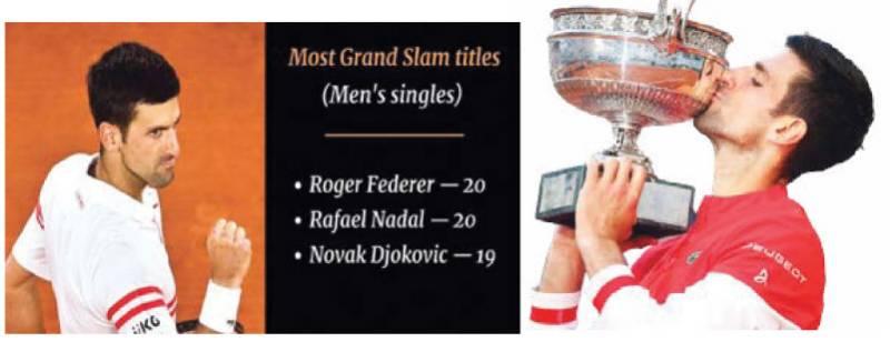 Djokovic comeback seals historic Roland Garros victory