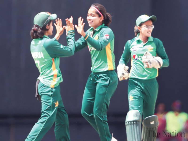 Fatima, Nashra guide Pakistan Women to four-wicket win against West Indies