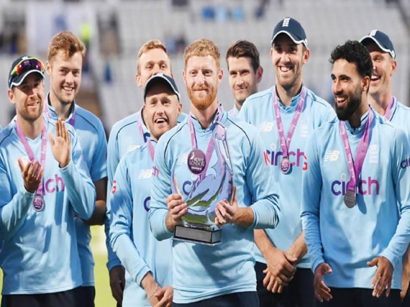 England sweep Pakistan despite Babar Azam's heroics