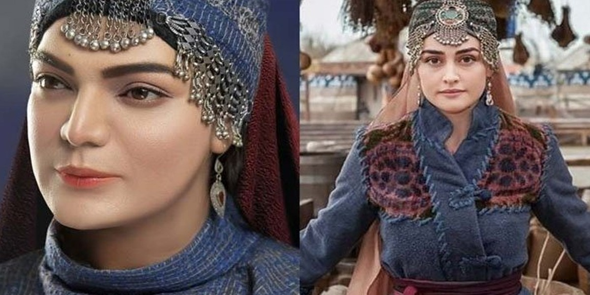 Leading make-up artist Shoaib Khan Pays a touching Tribute to Halima Sultan with Amazing Transformation