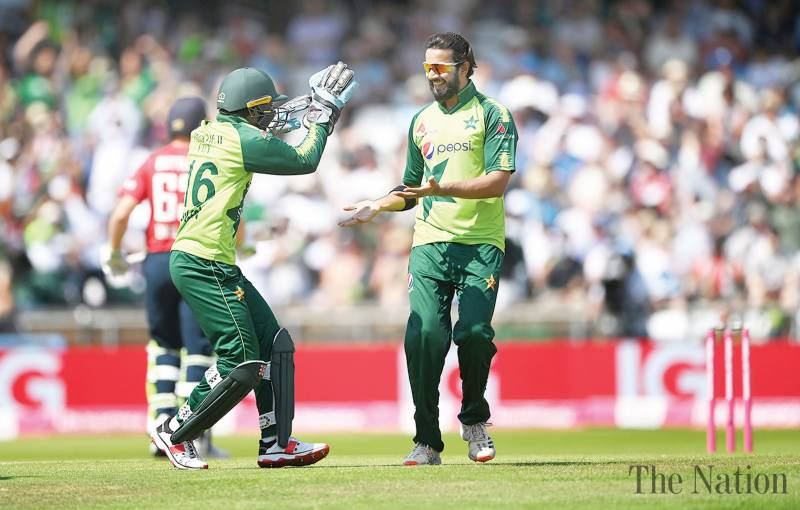 Stage set for thrilling decider between England and Pakistan