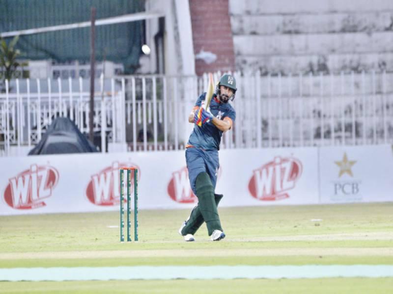 Awais Zia's 92* guides Balochistan to commanding win