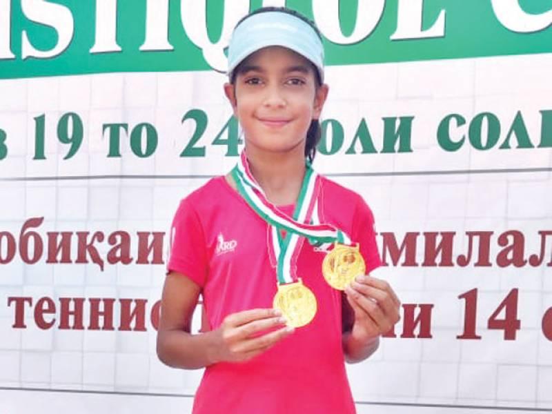 Pakistan's Haniya wins second ATF 14