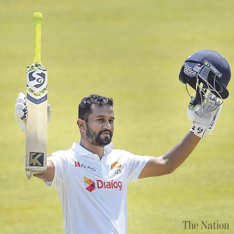Karunaratne joins Sri Lanka's 10-man 5000 Test-run club