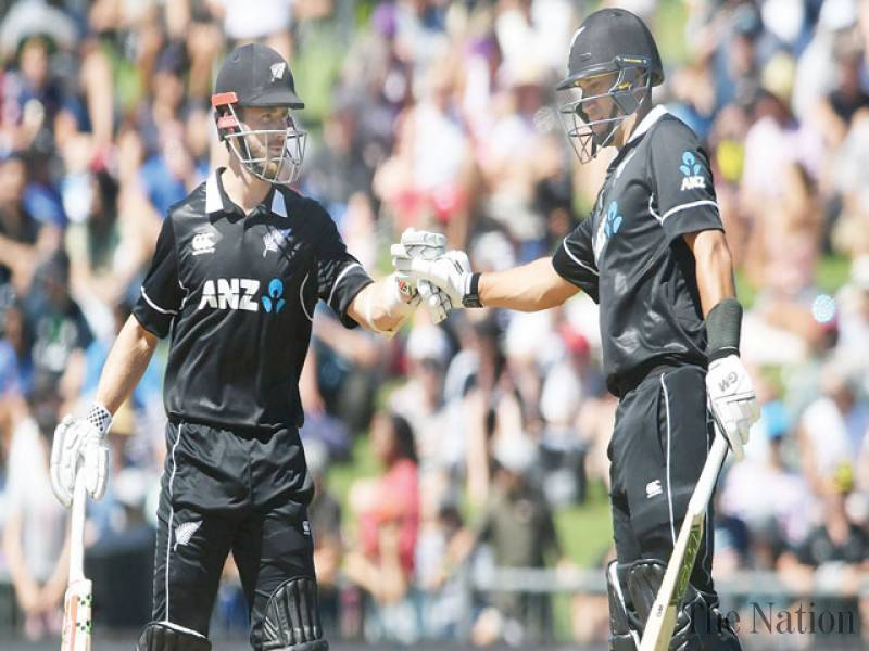 New Zealand climb to top of ODI rankings