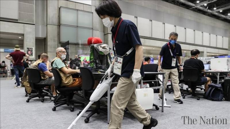 COVID cases at Tokyo Olympics reach 148