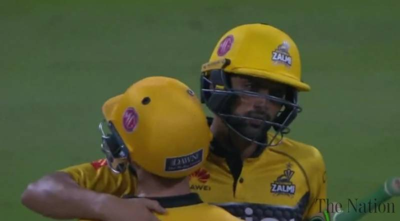 Peshawar Zalmi qualify for final after beating Islamabad United by 8 wickets