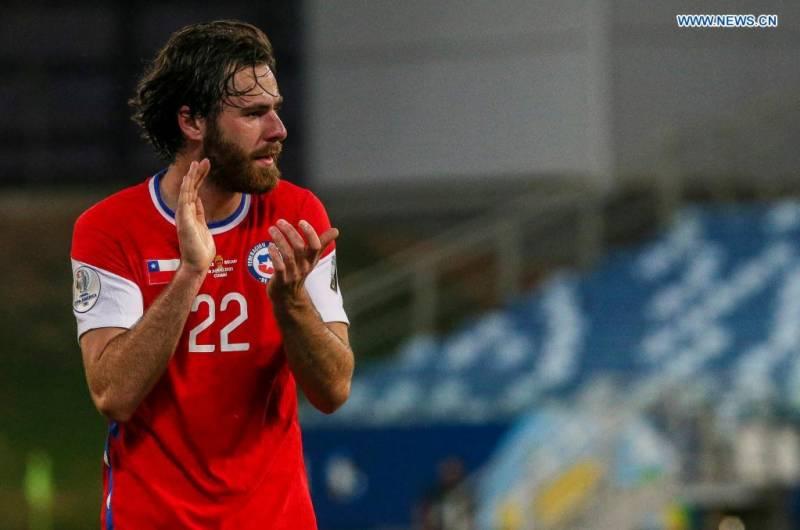 Brereton scores winner on full Chile debut against Bolivia