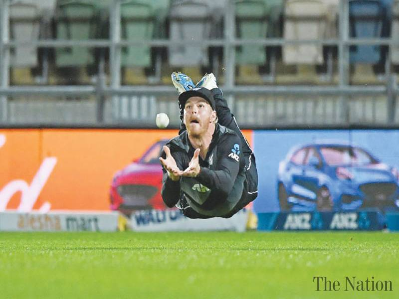 New Zealand take series after rain-curtailed encounter