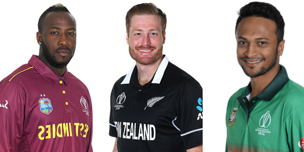 PSL 2021: Guptill, Russell & Shakib to play in remaining PSL 6 matches