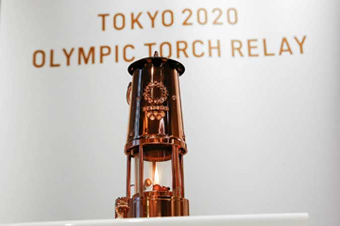 Tokyo 2020 torch relay to start on March 25 in Fukushima