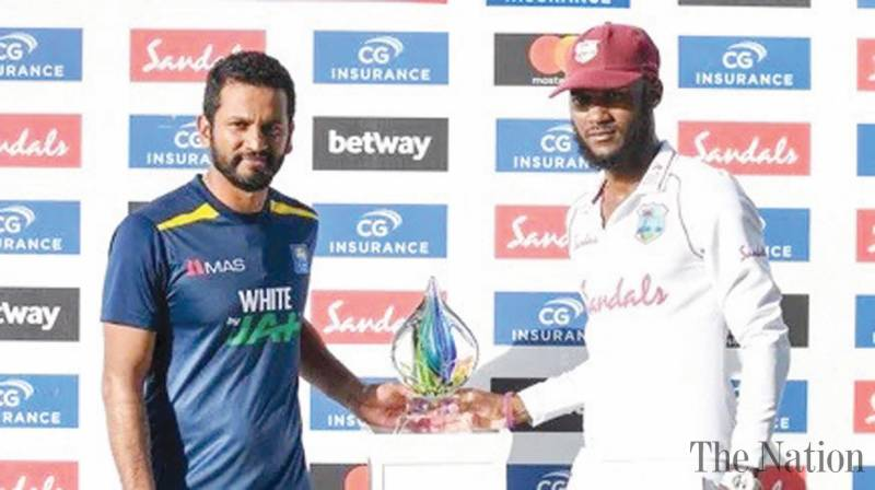 Series drawn as Karunaratne steps up for Sri Lanka