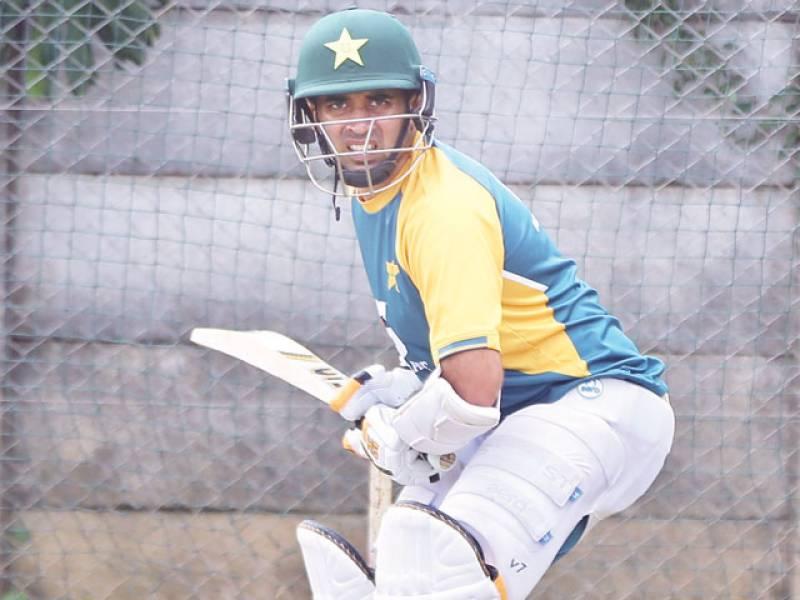 Pakistan team starts training in Harare
