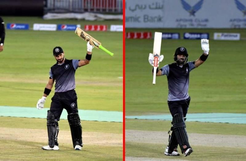 Farhan, Rizwan performance earns KPK second consecutive win in National T20 Cup