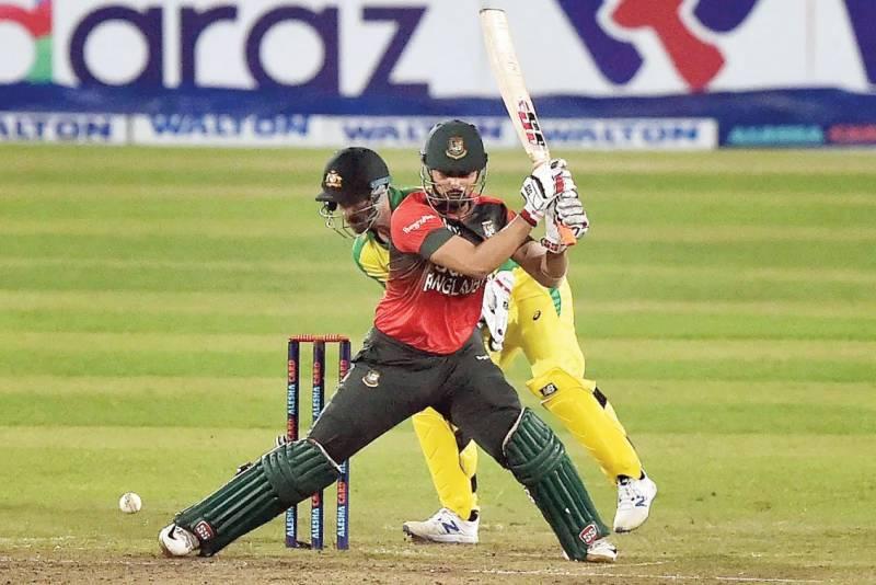 Bangladesh thump Australia 4-1 to secure emphatic T20 series win