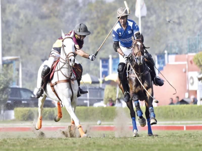BN, Diamond Paints enter Ittehad Punjab Polo main final