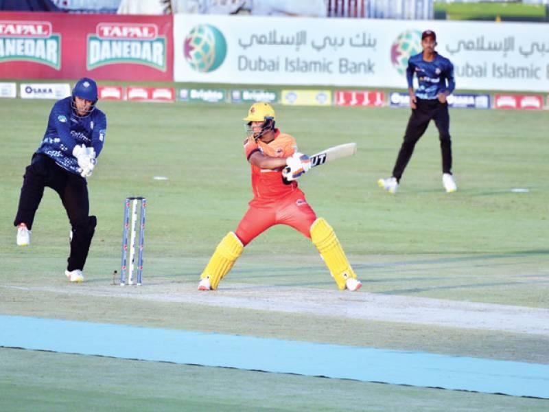 Khurram Manzoor's 84 earns Sindh five-wicket win