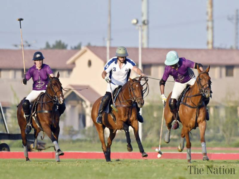 Hissam, Max help DS Polo/ASC win Jinnah Gold Cup opener