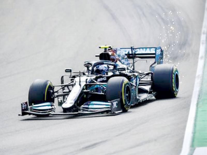 Hamilton earns 99th career pole at Emilia Romagna GP