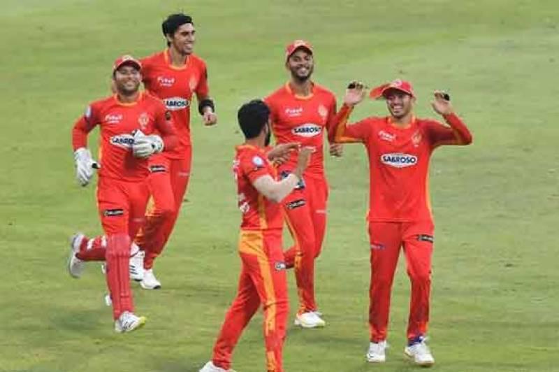 Islamabad United beat Peshawar Zalmi by 15 runs