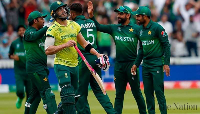 Pakistan take on South Africa in first T20I tomorrow