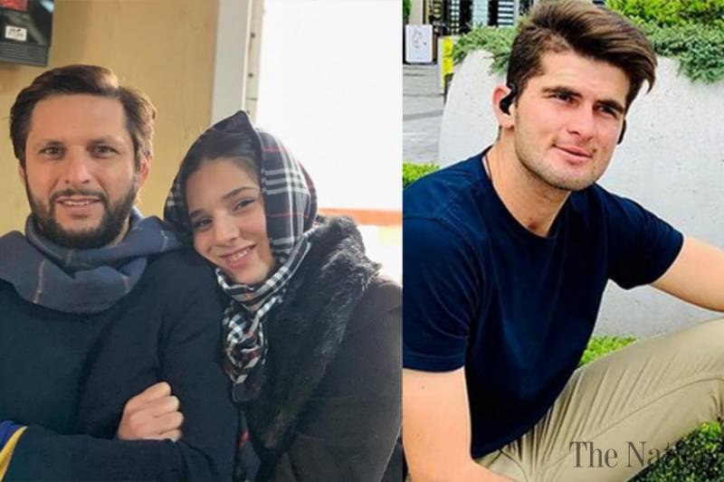 Shaheen Afridi to get engaged with Shahid Afridi's daughter soon