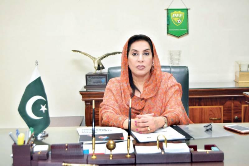 Pak-Japan Davis Cup tie to help present soft image of Pakistan: Dr Fehmida