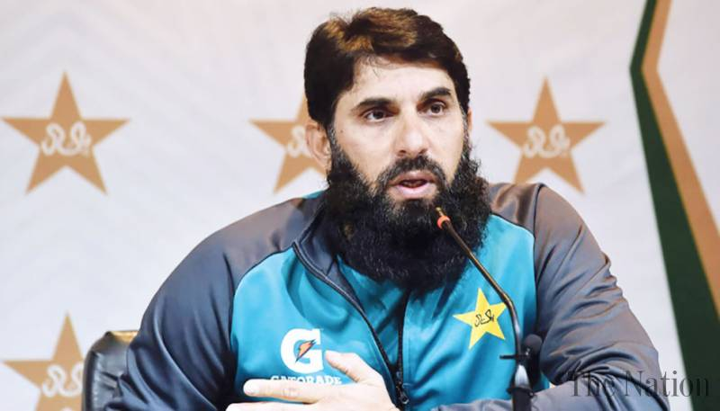 Series win 'boosting' but we need to be 'more consistent': Misbah
