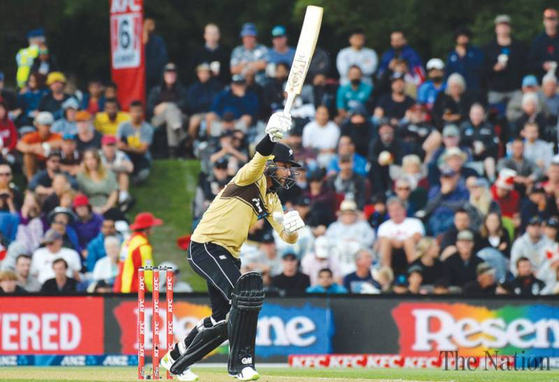 New Zealand beat Australia to win first T20I